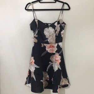Charlotte Russe Beautiful floral dress.